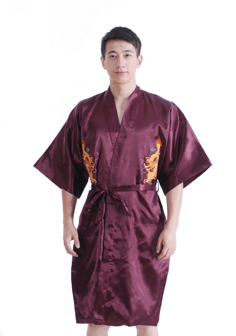 Мужской халат купить шелковый халат мужской спб