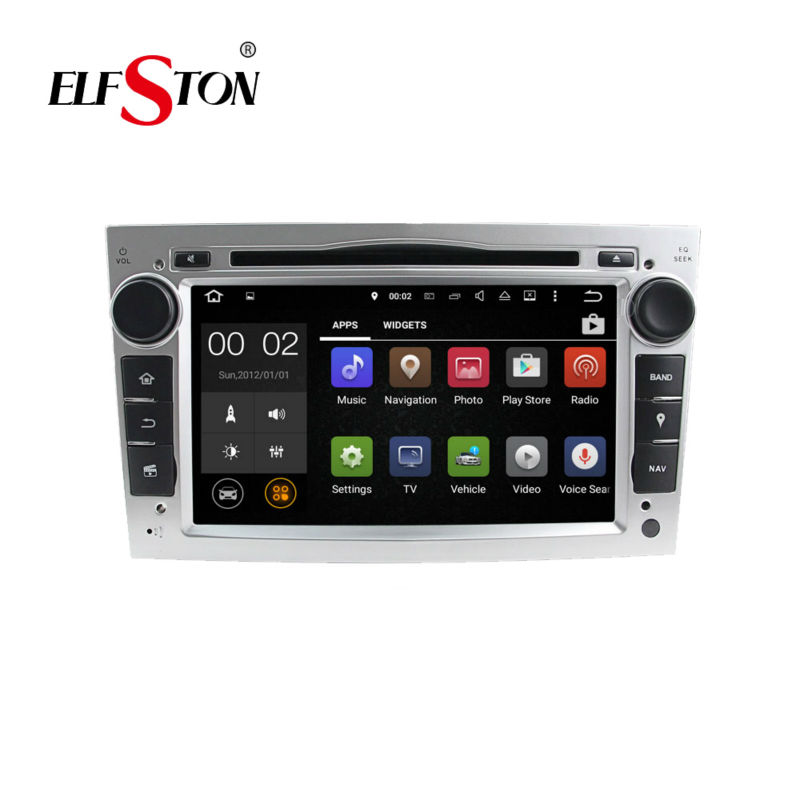 "7"" 2DIN Android Car PC Monitor GPS Navigation For Vauxhall Corsa Opel Astra H Vectra Antara Zafira with autoRadio RDS DVD Player(China (Mainland))"