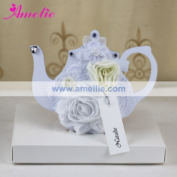 100piece lot luxury wedding invitations unique paper invites card