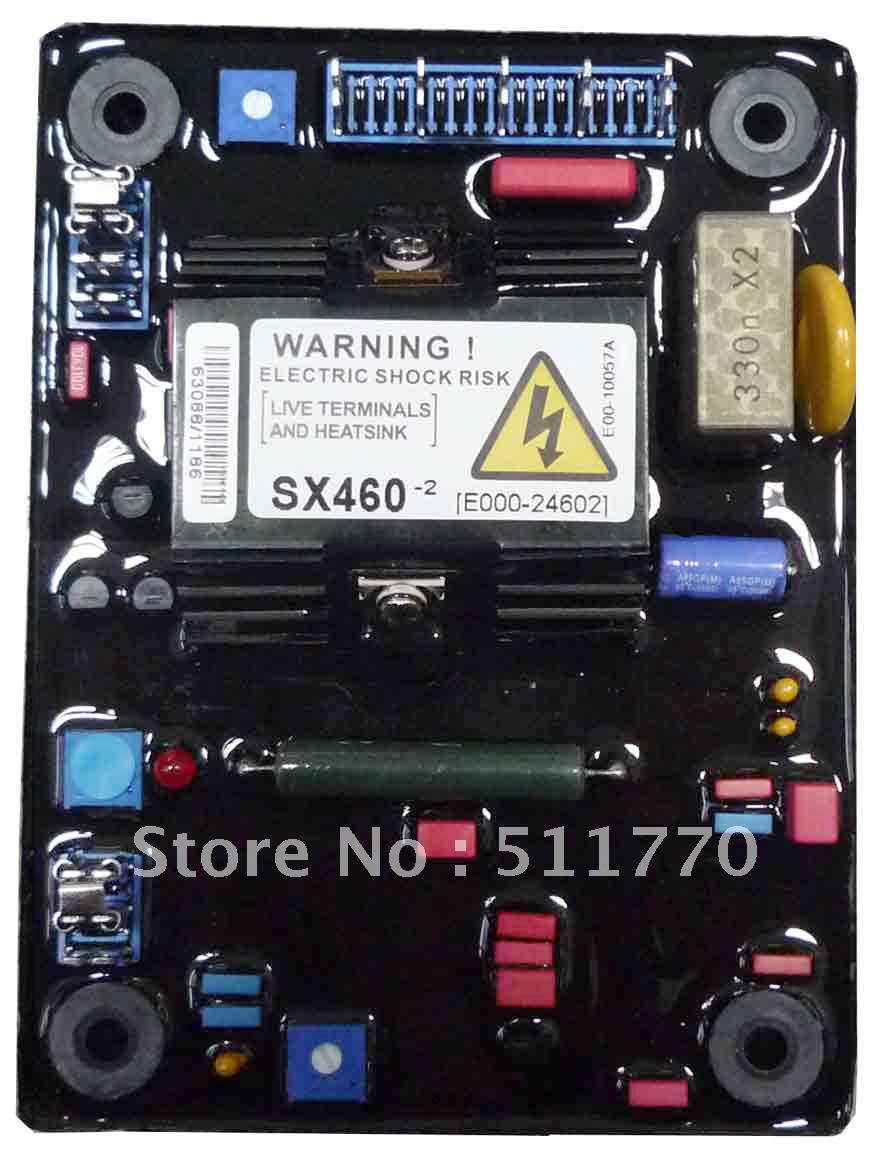 Stamford Voltage Regulator SX460 (Red)<br><br>Aliexpress