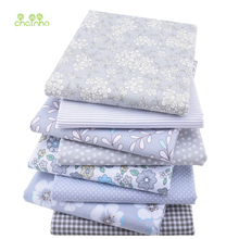 Buy 8pcs/lot,New Twill Cotton Fabric Patchwork Gray Tissue Cloth Fat Quarter Bundle Handmade DIY Quilting Sewing Textile Material for $7.45 in AliExpress store