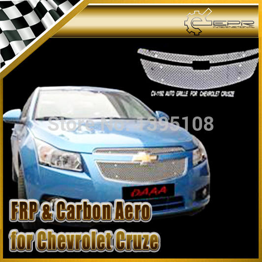New Car Styling For Chevrolet Cruze Aluminium Front Bumper Grille Mesh Grill<br><br>Aliexpress