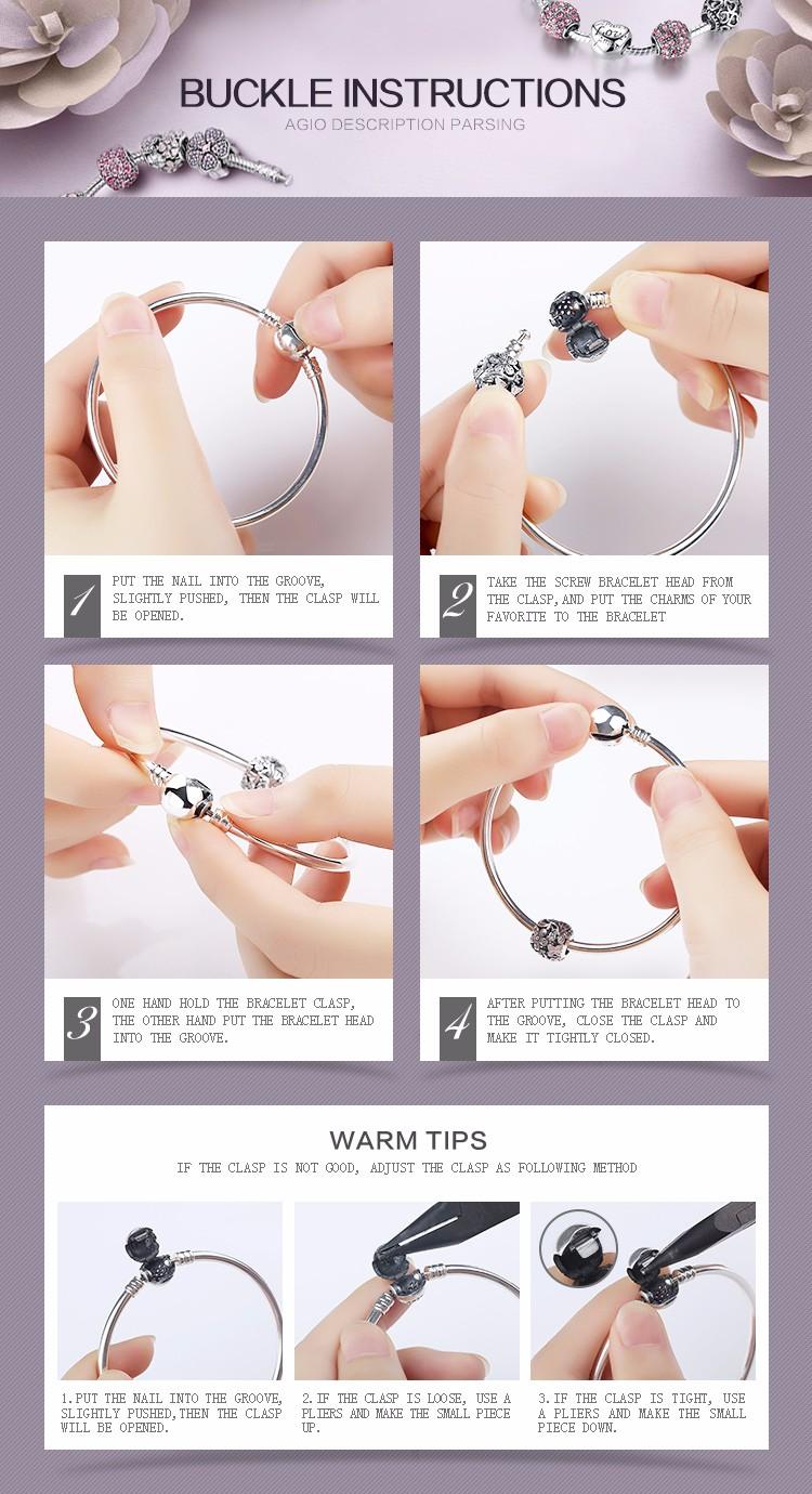 open bracelet
