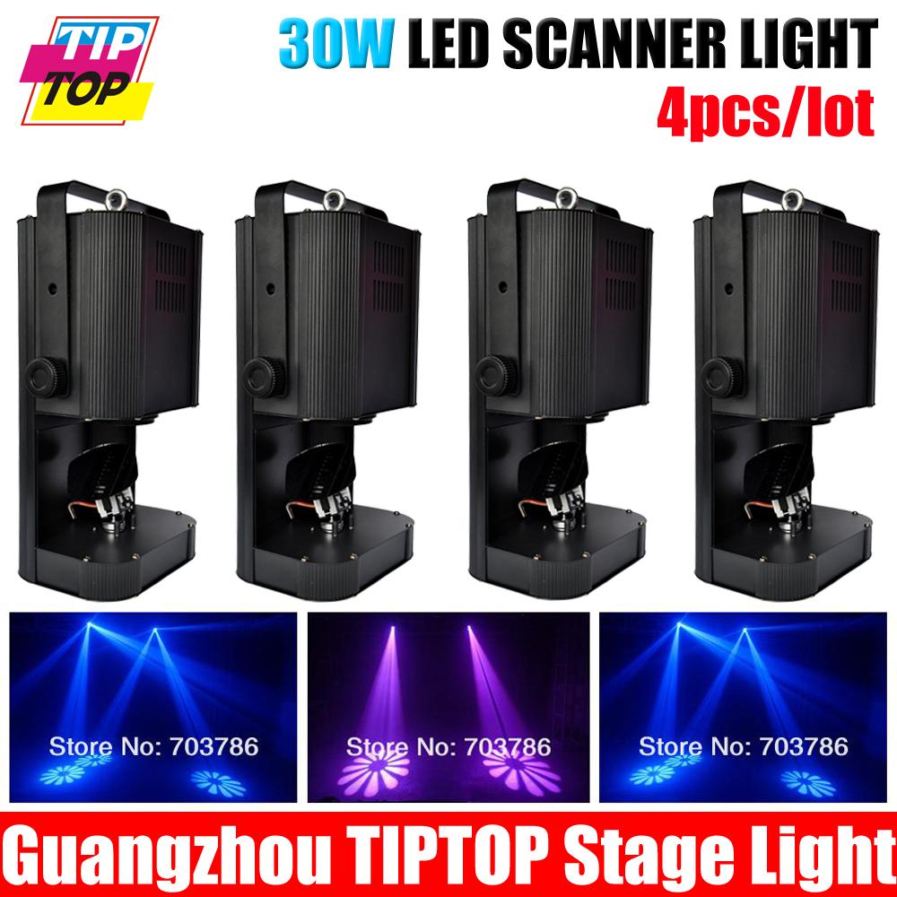 Hi-Quality 4pcs/lot 30W Led Scanner Light With Gobo Plate 90V-220V 30W Scan Light Led Scanner Fast Delivery Led Scanner Light<br><br>Aliexpress