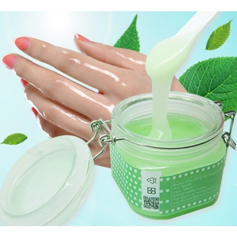 Hands Care Matcha Milk Hand Wax Exfoliate Hydrating Exfoliating Nourish Whitening Hand Mask Skin CareGZJ02194