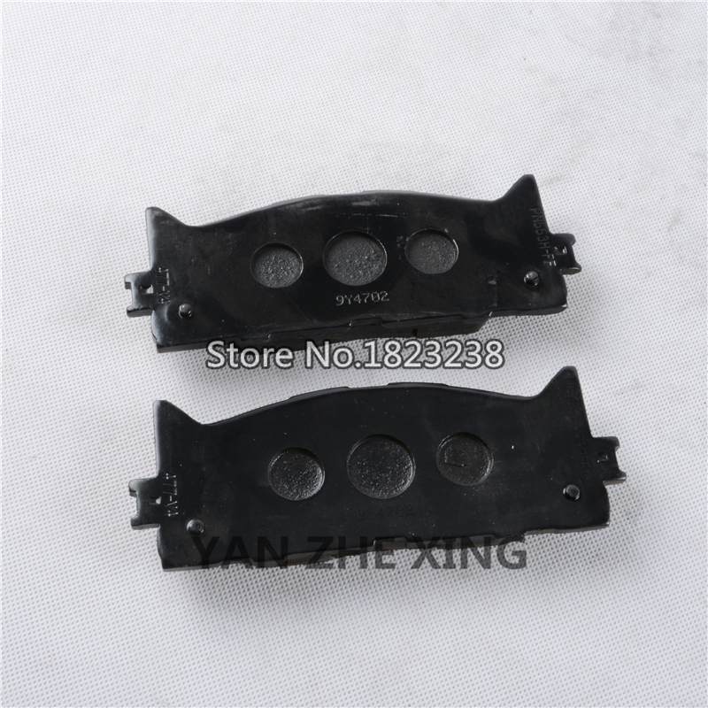 online buy wholesale toyota camry brake pads from china toyota camry brake pads wholesalers. Black Bedroom Furniture Sets. Home Design Ideas