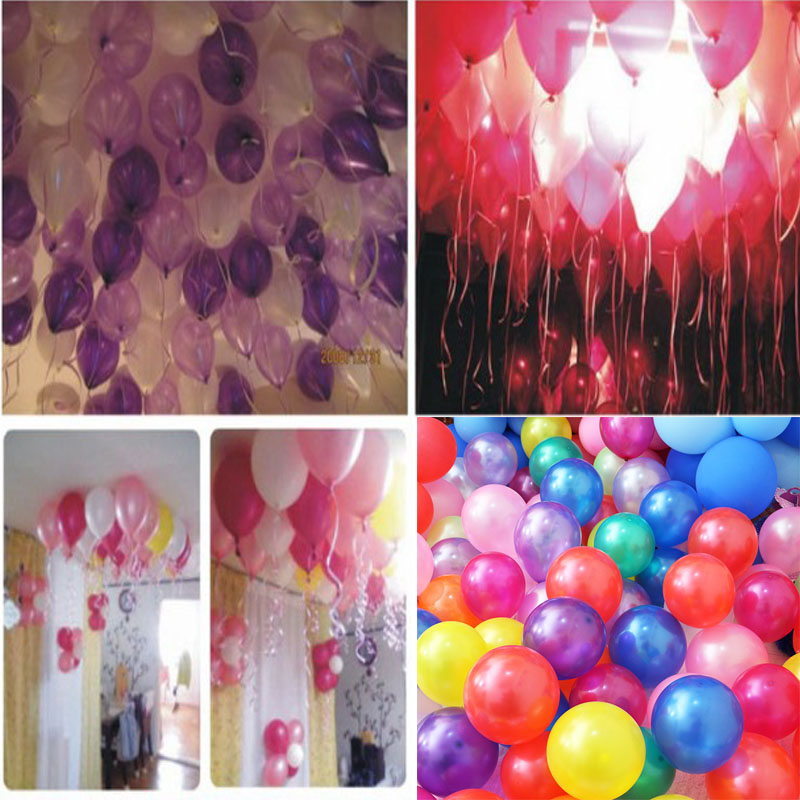 balloons Wedding Party Birthday Balls Classic toys christmas gift ...