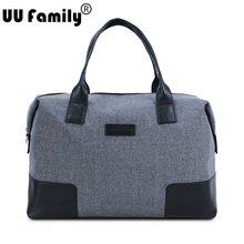 UU Family 2016 Travel Bag Foldable Duffle Bag Keepall Men Traveler Bag Overnight Bag Women Travel Luggage for women Weekender(China (Mainland))