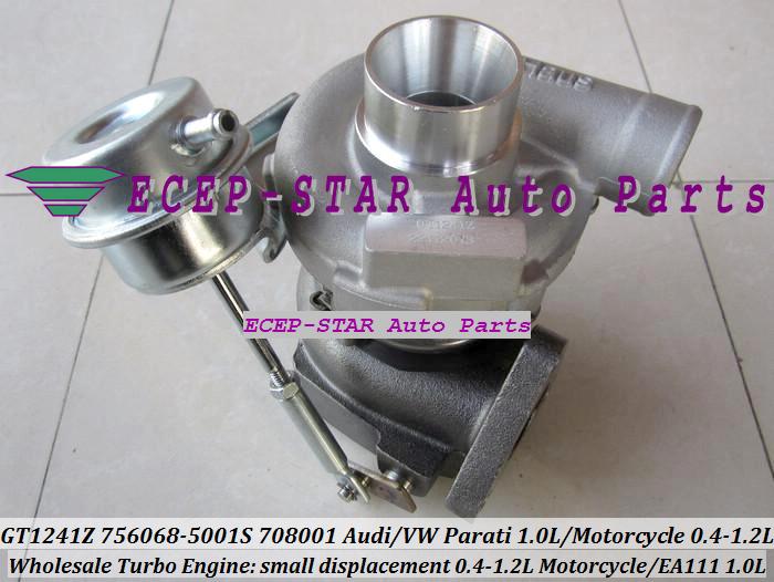 Воздухозаборник GT1241Z 756068/5001s 756068/0001 708001/0001 036145701 Audi/Volkswagen Parati 1.0 16V /0,4/1,2 1241 1208 оправа