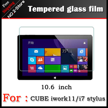 TOP Premium Tempered Glass Film For Cube i7 stylus 10.6