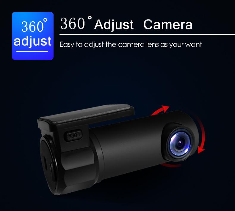 Mini WIFI Car DVR FHD1080P Camera Digital Registrar Video Recorder Dash Cam (10)