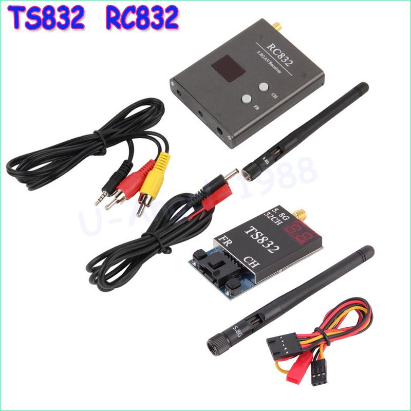 TS832 32Ch 5.8G 600mw 5km Wireless Audio/Video Transmitter for FPV RC(China (Mainland))