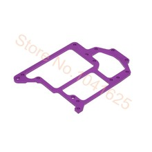 Buy HSP Spare Parts 102065 Purple Compact Aluminum Radio Tray Upgrade Parts 1/10 RC Model Car Road for $3.46 in AliExpress store