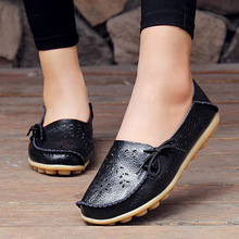 Женщины весна осень плоские туфли Искусственная кожа женщина повседневная обувь большой размер мягкие удобные женщины квартиры zapatos mujer DT679(China (Mainland))