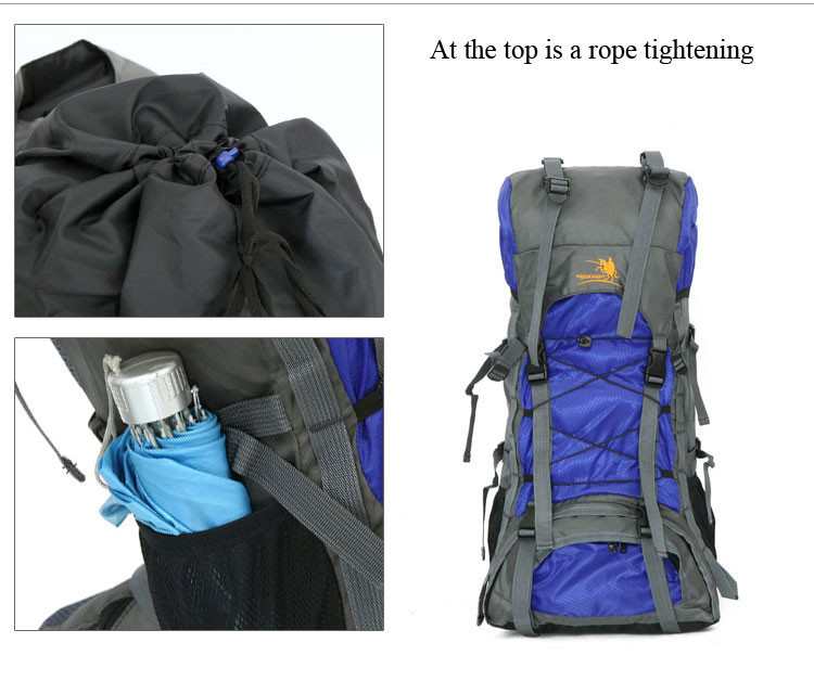 Men Backpack For Travel Women Climbing Backpack Outdoor Bag