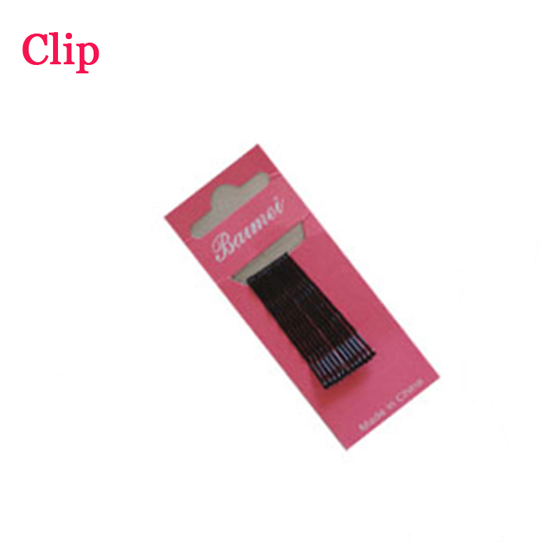 Brand New Black Colored Stainless Steel Snap Clips for Feather Hair Extensions Wigs Weft<br><br>Aliexpress