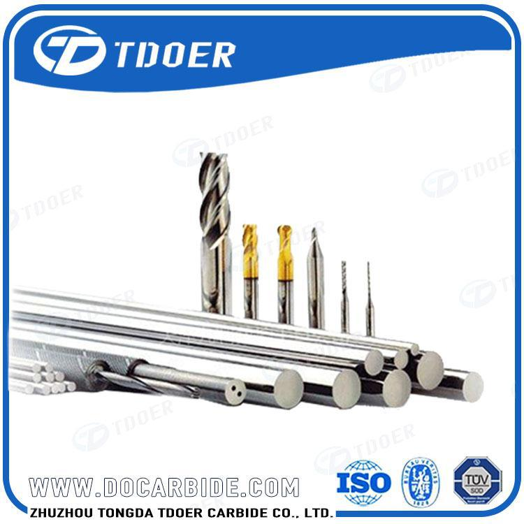 Sizes customzied hard alloy product WC rods made China