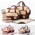 Multifunctional Mummy maternity baby nappy bags diaper handbag tote organizer bag travel storage bag bolsas de