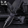 HX OUTDOORS camping knife brand survival D2 blade knife tactical multifunction scabbard hunting utility Knives EDC