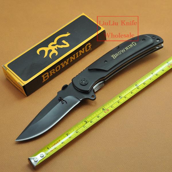 KNIFE B338 440C 57HRC + TOOL knife