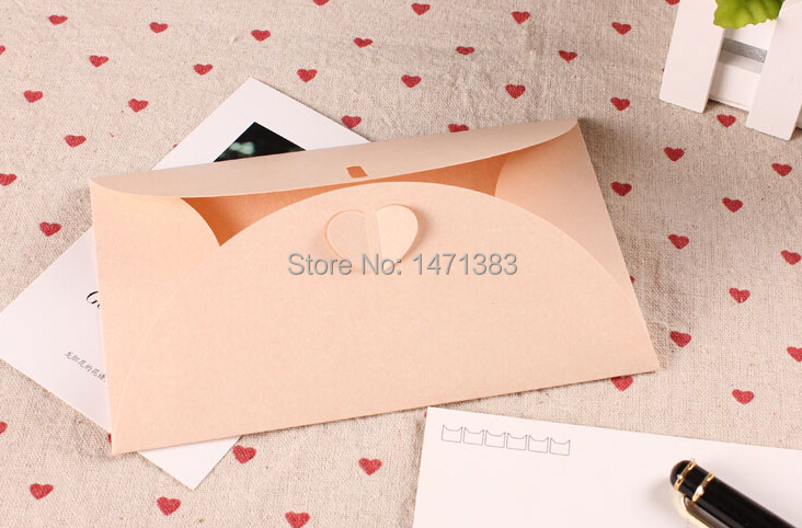 Free Shipping Envelope Envelop Mailer Color branded paper Window envelope 30pcs(China (Mainland))