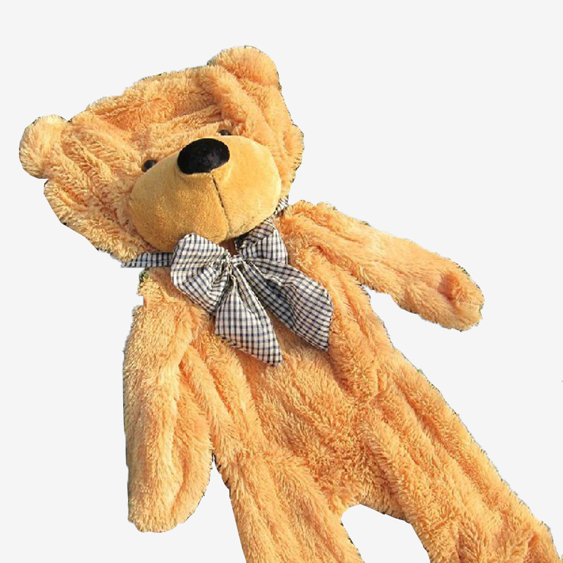 180cm Teddy Bear Skins Plush Soft Toy Dolls Giant empty Bear animal skins shell for kids Cute Peluche Animal Stuffed Toys Gifts(China (Mainland))