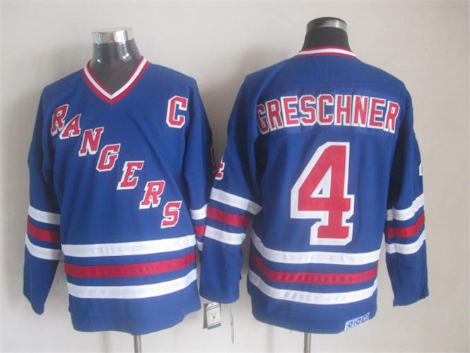 4# Greschner /1978/87 CCM Hockey Jersey 2015 61 men s hockey jersey