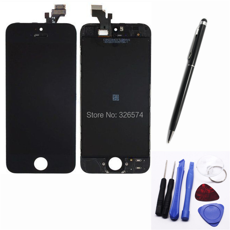купить LCD iphone 5 TLA032-1+ST016-1 недорого