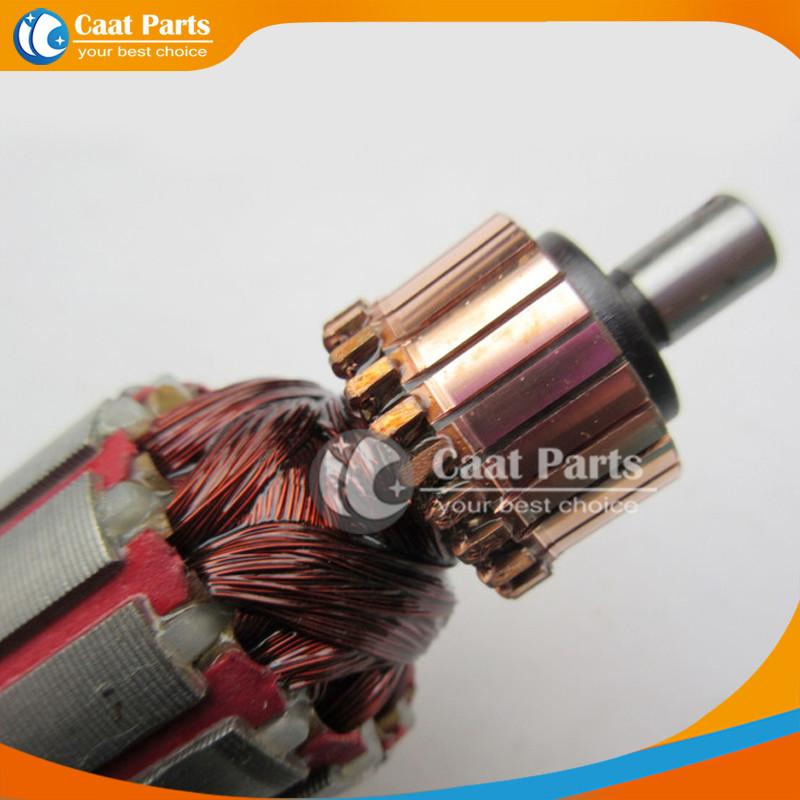 X-DREE AC 220V martello alte prestazioni elettrico 6 denti essenziale motore rotore per ben fatto bosch GBH2SE 24DSE f9d-04-02-4b2