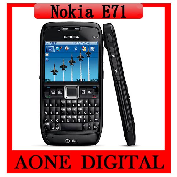 Original Refurbished Nokia E71 Mobile Phone(China (Mainland))