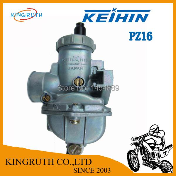 KEIHIN PZ16 16mm Carburetor For 50/70/90cc ATV Quad Mini Bike Dirt Pit bike Honda Yamaha Kawasaki Suzuki Redcat(China (Mainland))