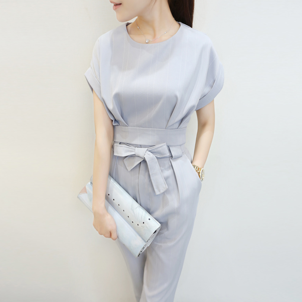 casual pant suits for women short hairstyle 2013