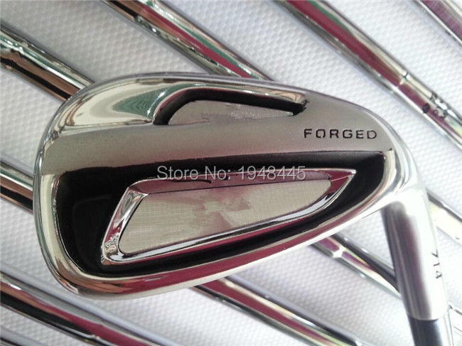 AP-2 714 Irons AP-2 714 Golf Irons Golf Forged Irons OEM Golf Clubs 3-9Pw Regular/Stiff Flex Graphite Shaft With Head Cover(China (Mainland))