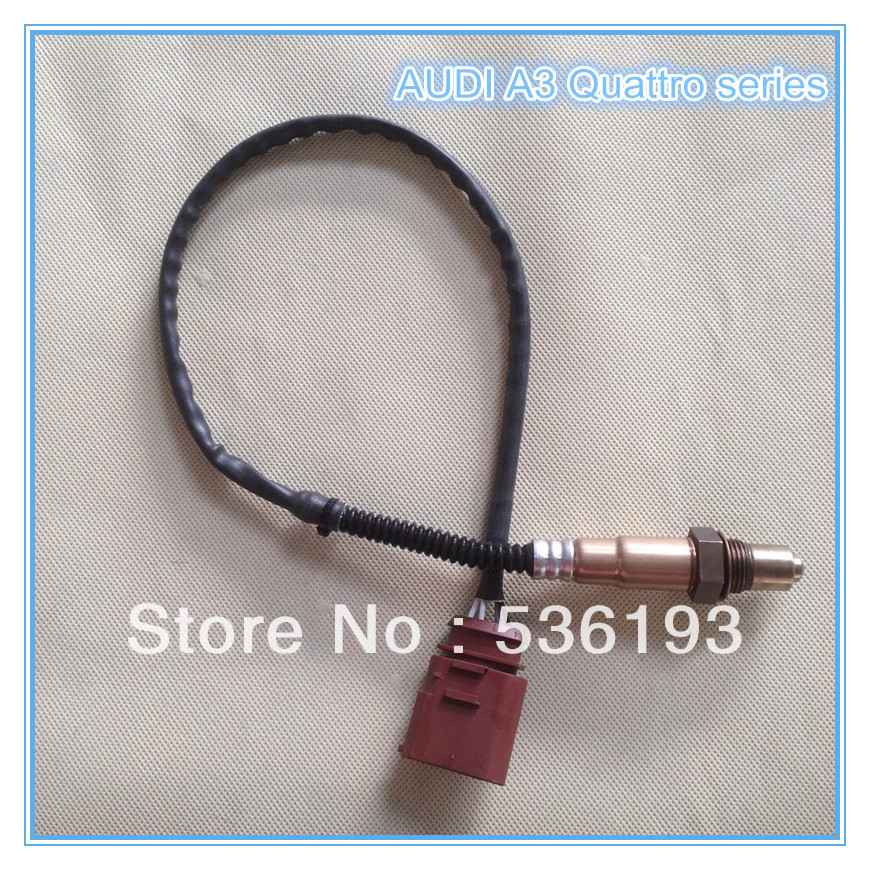 ! O2 Sensor Lambda / Oxygen AUDI A3 Quattro 0258006257/ 0258006555/ 0258006835 - TIANBANG20135 store