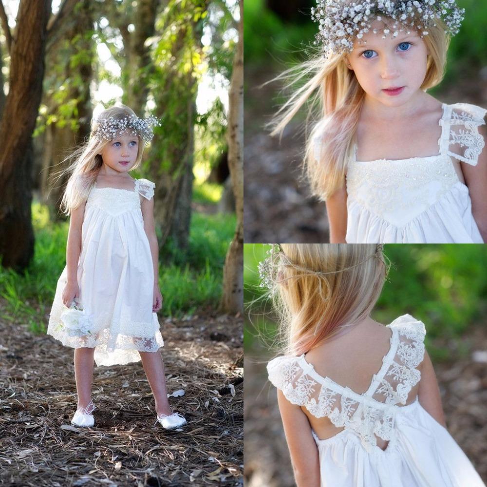 vestidos niña boda