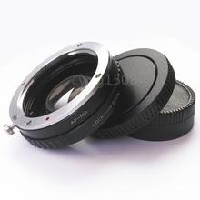 S0NY Alpha Minolta AF MA Lens to NIK0N F AI Adapter D5300 D5200 D5100 D7200 D7100 D7000 D3200 D3100 D80 D90 body + rear cap