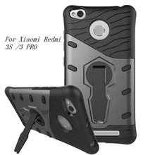Buy 360 Rotation Bracket Shock Proof stand Hang Phone Case Xiaomi Redmi 3S Cover Case Redmi 3 S Redmi 3 Pro Back Cover for $2.98 in AliExpress store