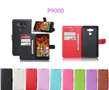 Buy Hot Selling Elephone P9000 Case Wallet Style PU Leather Case Elephone P 9000 Stand Function Card Holder for $4.00 in AliExpress store