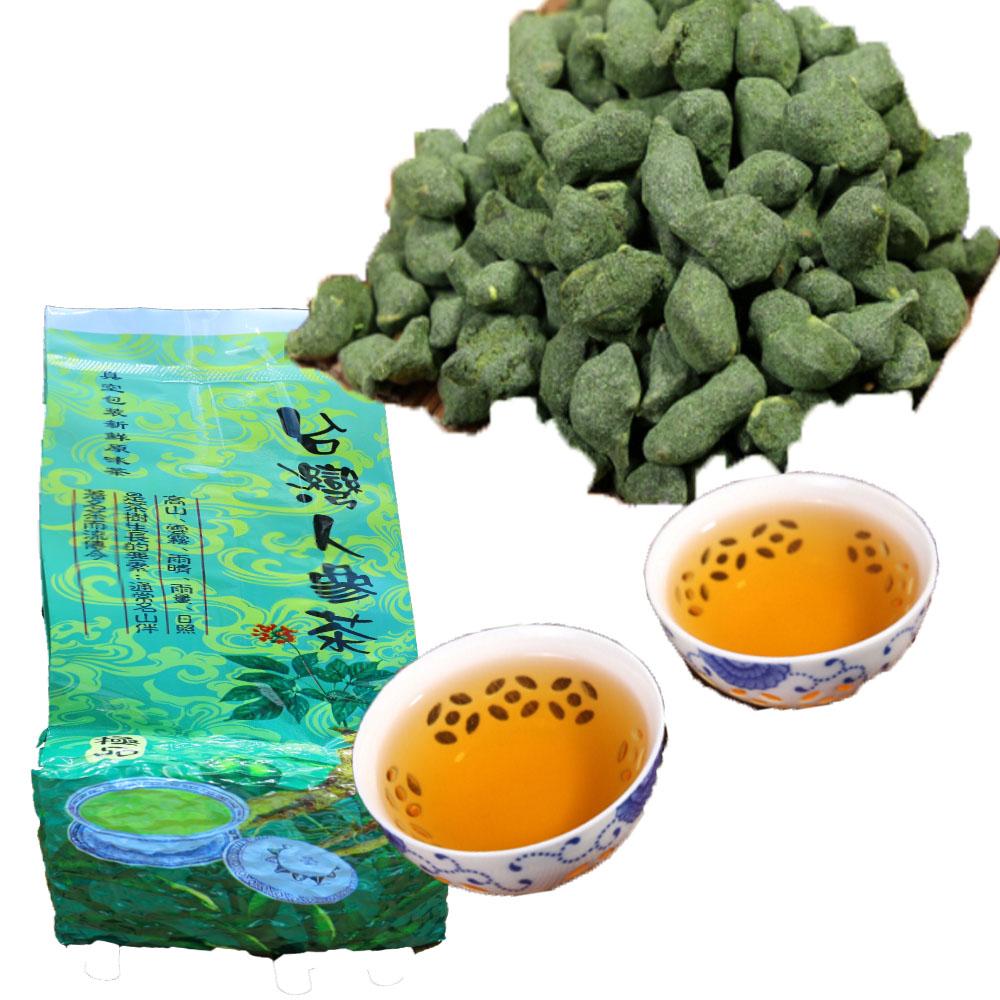 250g/bag Free Shipping Famous Health Care Tea Taiwan Dong ding Ginseng Oolong Tea Ginseng Oolong ginseng tea(China (Mainland))