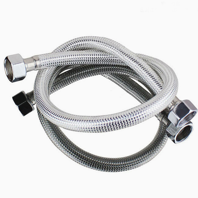 Pei Luqi hot bath temperature of 5 stars stud proof stainless steel braided hose toilet water heater(China (Mainland))