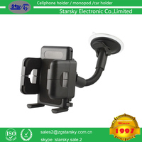 Windshield car mount  holder for mobile phone car mount stand for smartphone