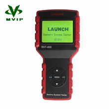 2016 Super Oringinal Multi-language Professional Battery Diagnostic Tools Launch BST-460 BST 460 BST460 With Good Quality(China (Mainland))