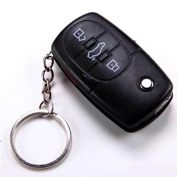 CrowPoint Electric Shock Gag Car Key Remote Control Trick Joke Prank Toy(China (Mainland))
