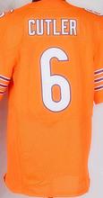 Best Quality Cheap Wholesale #6 Jay Cutler 17 Alshon Jeffery 23 Kyle Fuller 94 Leonard Floyd Jersey Blue Orange White(China (Mainland))
