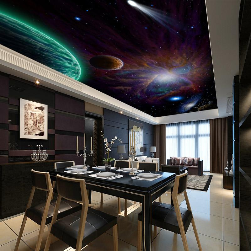wohnzimmer decken dekoration. Black Bedroom Furniture Sets. Home Design Ideas
