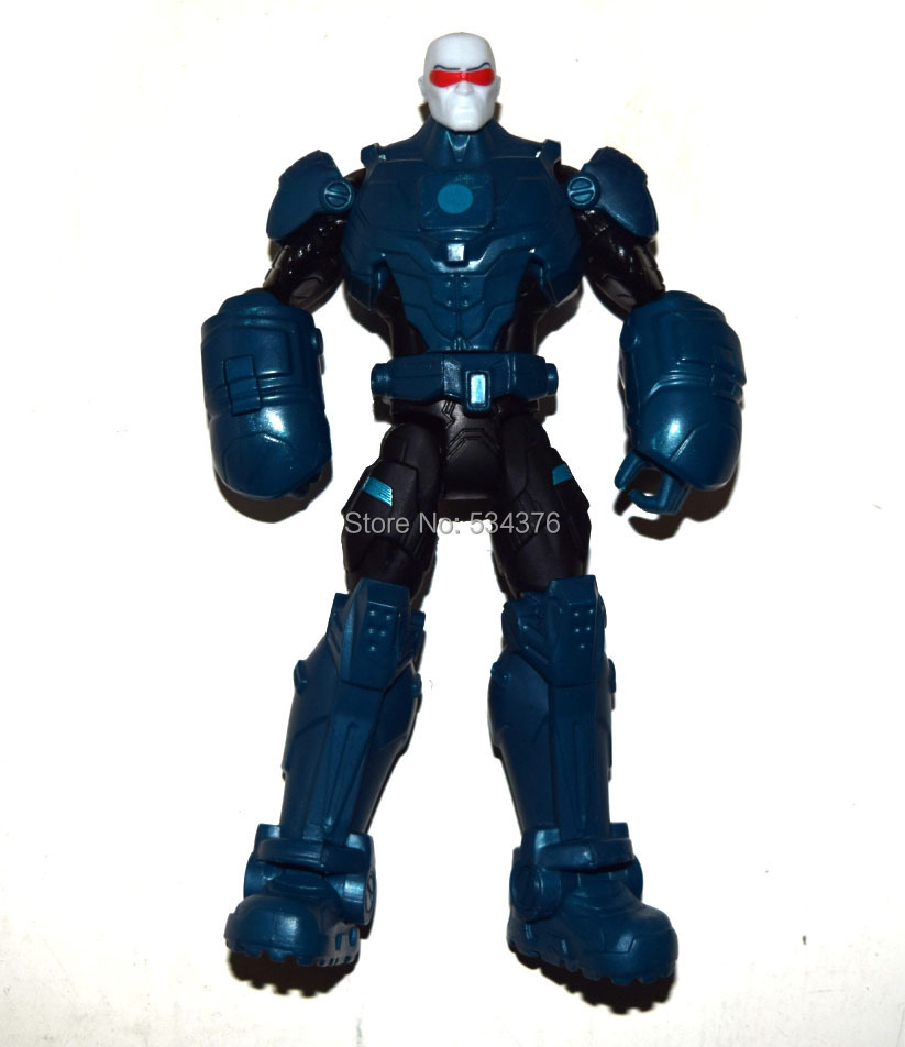 DC Universe Total Heroes Justice League Batman Mr. Freeze Loose Action Figure(China (Mainland))
