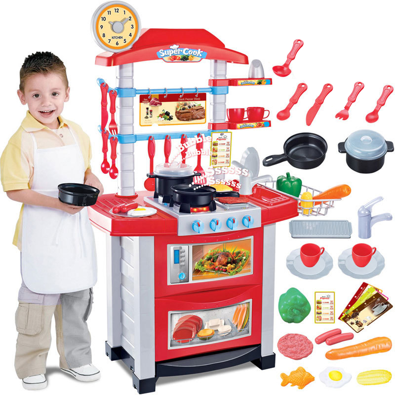 Classic toys pretend play kitchen toys mother garden for Toy kitchen set