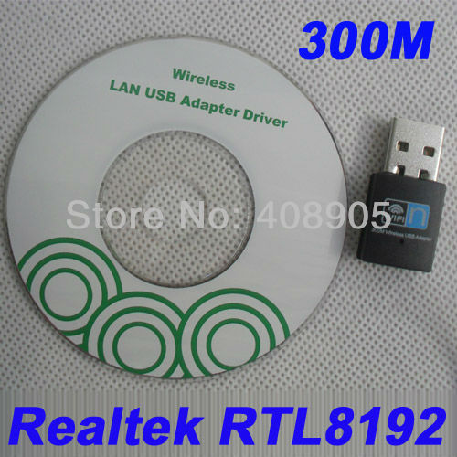 Free shipping!2013 latest USB2.0 2.4Ghz 300Mbps 802.11n wireless USB adapter 2T2R with retail package(China (Mainland))
