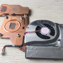 New Original CPU Fan For IBM Lenovo Thinkpad T61 14 14 1 with Heatsink 42W2460 42W2461