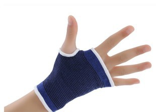 Hand movement palm badminton baseball sports fitness training bar push palm wrist extension for bike blue gloves Weight Lifting(China (Mainland))